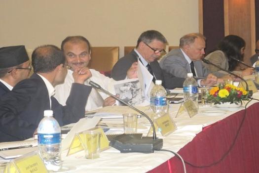 5th NAC meeting of LGCDP II